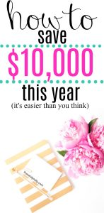 Save $10,000 in one year, easily with these simple tips. Save Money To Buy A Car. Or A House.