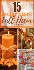 15 Dollar Store Fall Decorations Ideas. DIY Thanksgiving Decorations. 15 Beautiful Thanksgiving Decoration DIY Ideas To Decorate Your Home With.