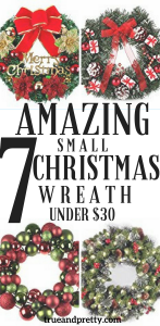 7 Christmas Wreaths Decorating Ideas To Buy Now. Winter Wreaths.