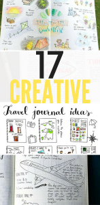 17 Creative Travel Bullet Journal Ideas for the Wanderlust. Using my bujo as a trip log. Track times, flights, weather, distance, and random thoughts along the way. | bullet journal | bullet journaling | bujo | bullet journal junkies | bullet journal junkie | bujo junkies | bujo junkie| planner spread | planner | planning |