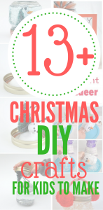 13+ DIY Christmas Crafts For Kids To Make. | Easy Christmas Crafts for Kids to Make | Cheap Handmade Christmas Decorations on a Budget DIY