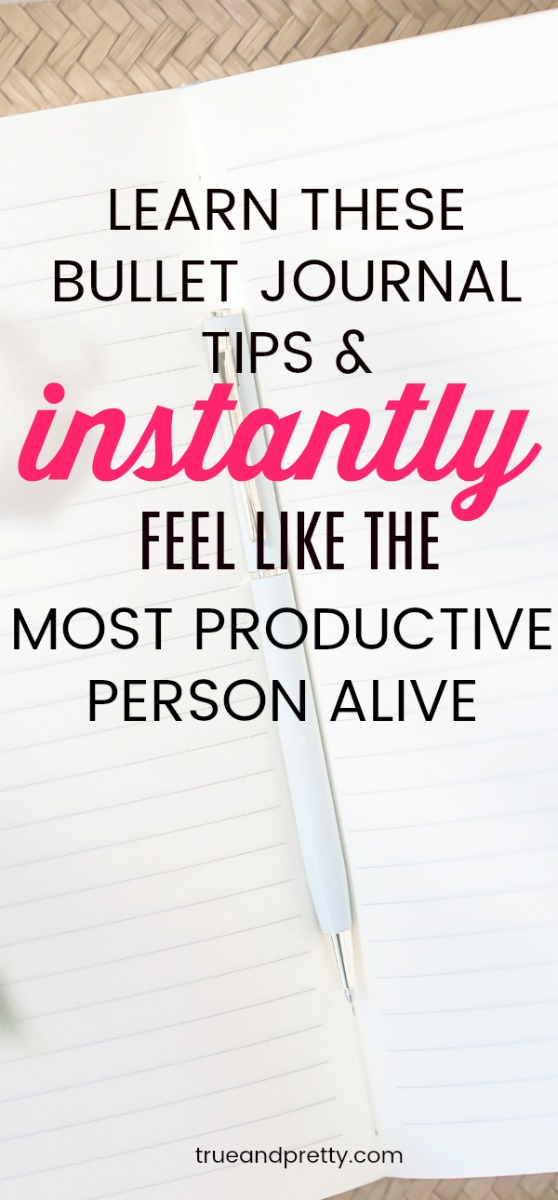 Learn These Bullet Journal Tips & Instantly Feel Like The Most Productive Person Alive. Best planners for moms. productivity planner . productivity tips. I reveal how to manage a busy work schedule with productivity tips for working from home.