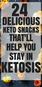 If you're looking for keto snacks, these keto-friendly snacks will help to keep you in ketosis while on the ketogenic diet.