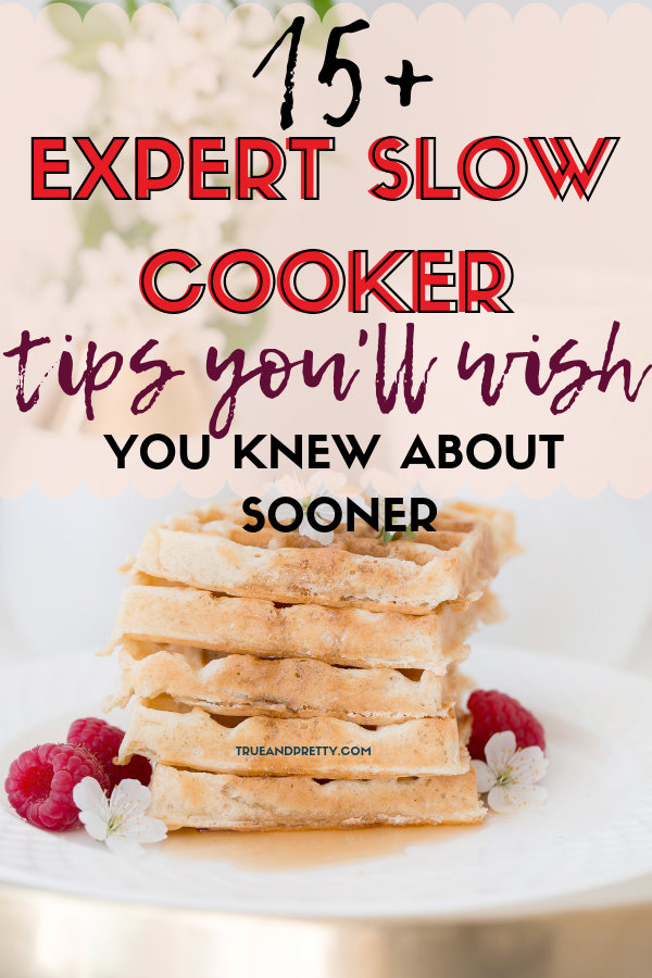 Expert Slow Cooker Tips You'll Wish You Knew About Sooner