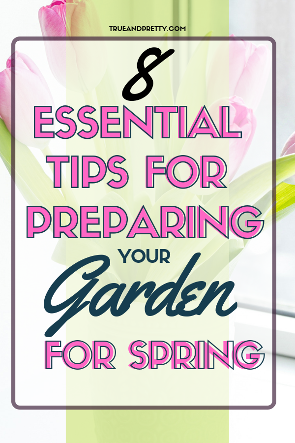 8 Essential Tips for Preparing Your Garden for Spring